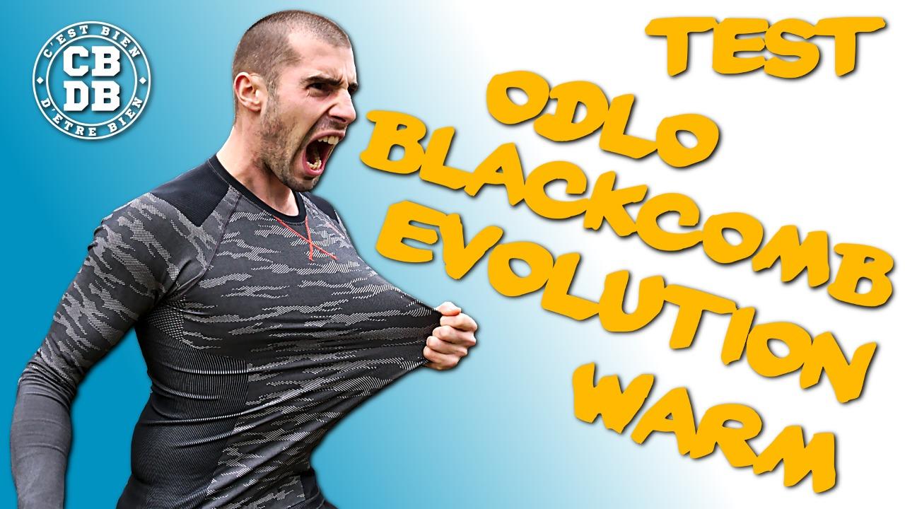 Test Blackcomb Evolution Warm de Odlo