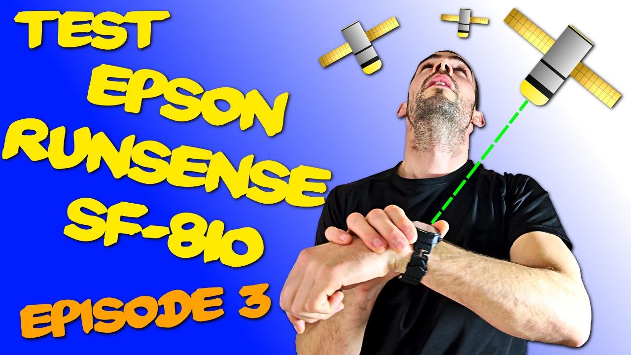 Epson Runsense SF-810 Episode 3