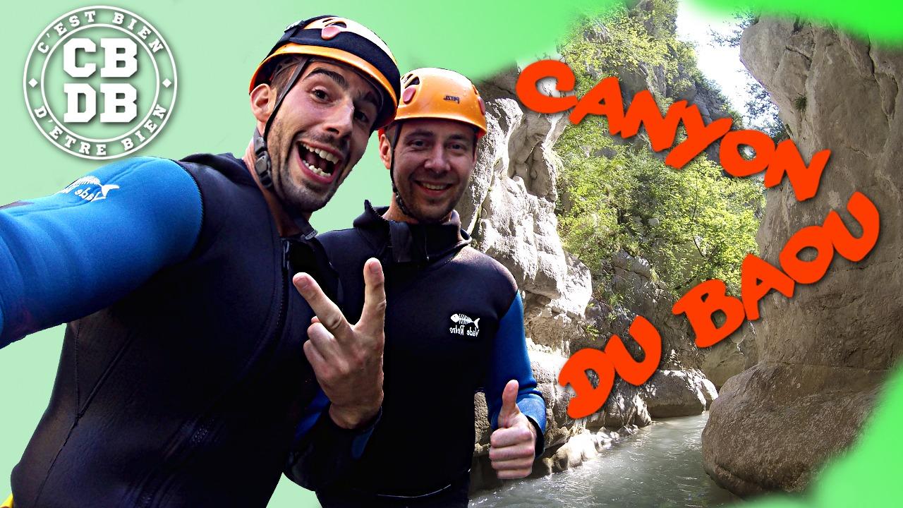 Canyoning Gorges du Verdon – Canyon du Baou