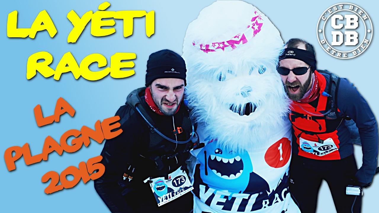 Yéti Race La Plagne 2015