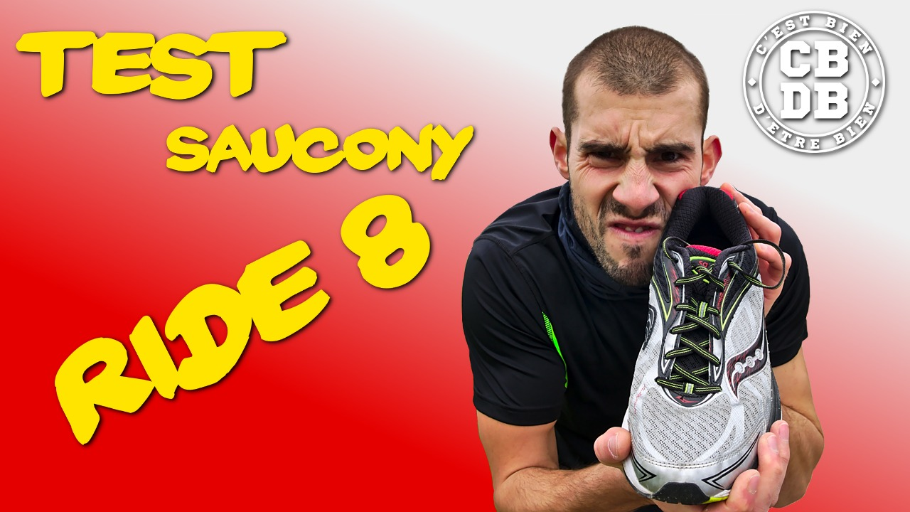 Test chaussures running Saucony Ride 8
