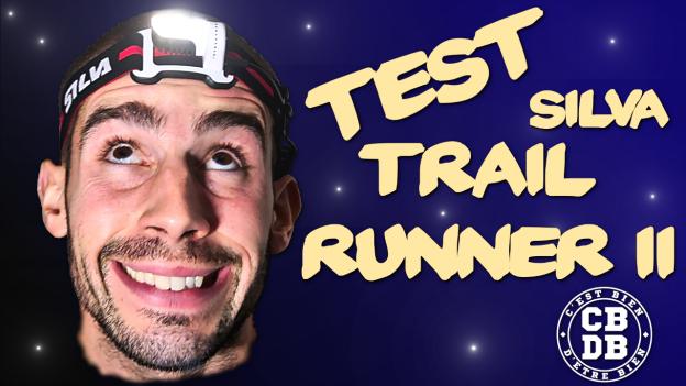 test silva trail runner 2 c'est bien d'être bien