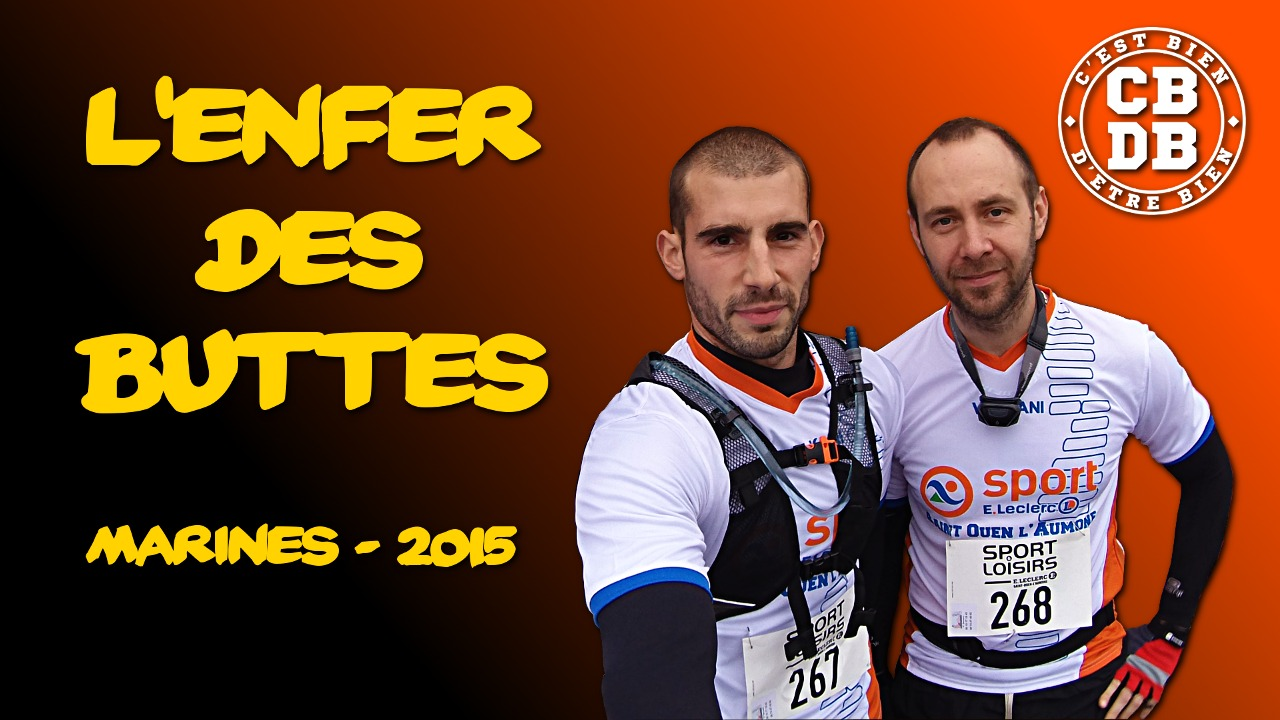 L'Enfer des buttes – Marines 2015