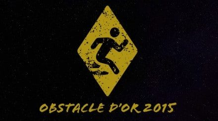 Les obstacles d'Or 2015