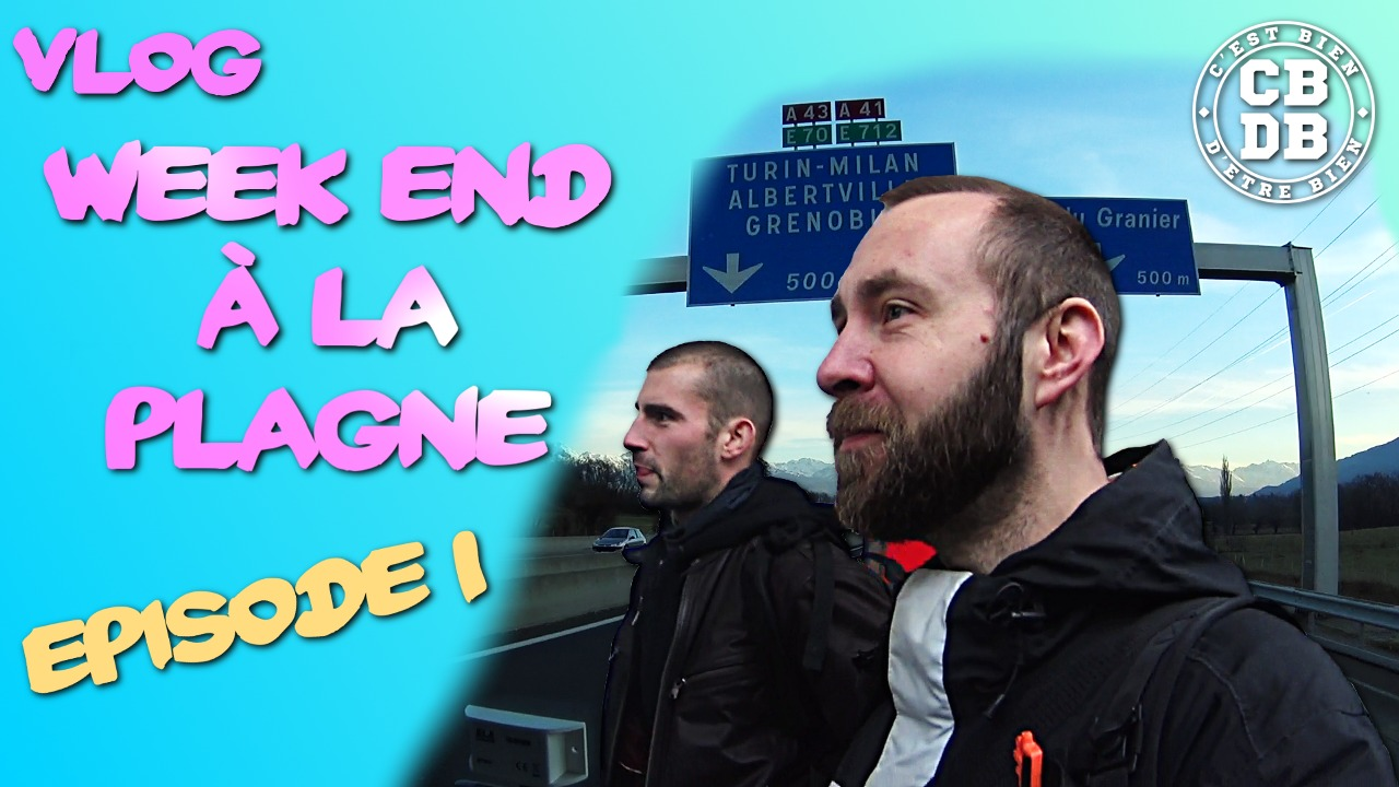 [VLOG] Week end à La Plagne Episode 1