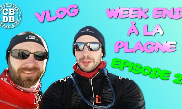 [VLOG] Week end à La Plagne Episode 2