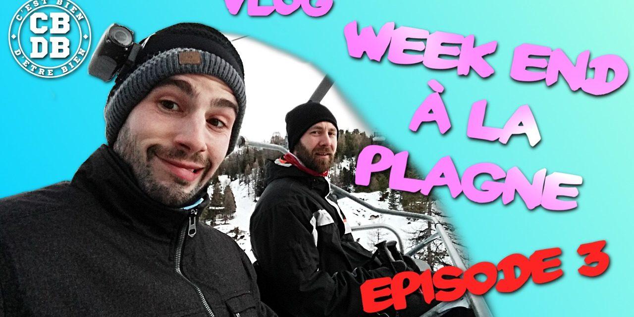 [VLOG] Week end à La Plagne épisode 3