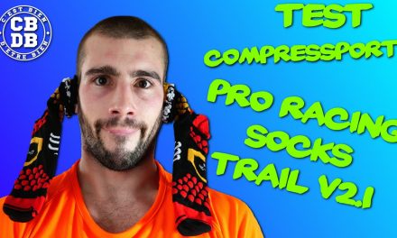 Test chaussettes Pro Racing Socks Trail de Compressport