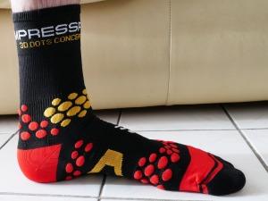 compressport pro racing socks trail c'est bien d'être bien