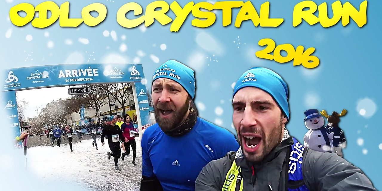 Odlo Crystal Run 2016