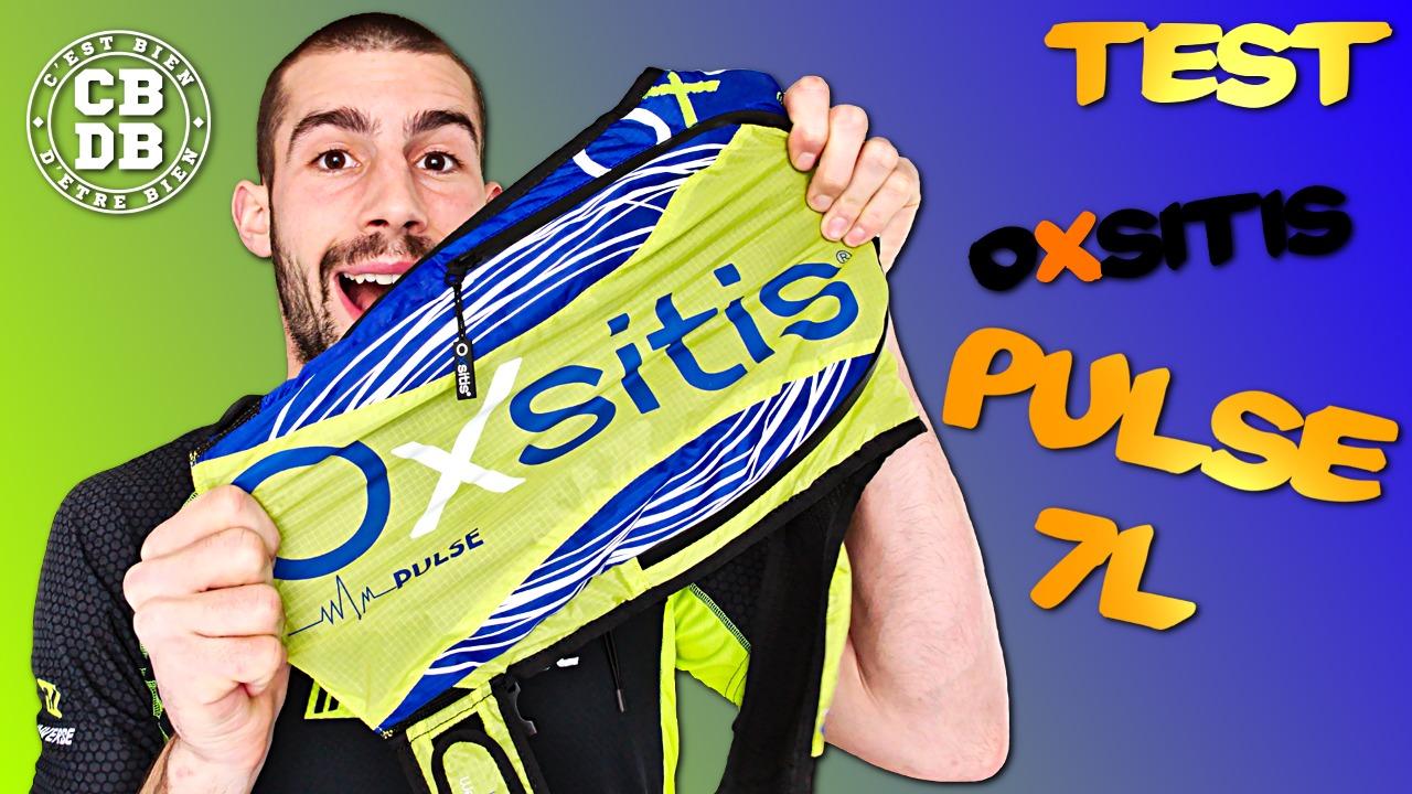 Test sac Hydragon Pulse 7L de Oxsitis