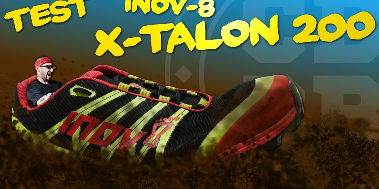 Test chaussures trail Inov-8 X-Talon 200