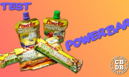 Test des produits PowerBar