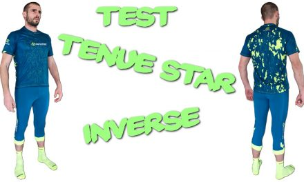 Test tenue running STAR de Inverse