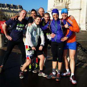 marathon paris 2016 schneider electric c'est bien d'être bien cbdb