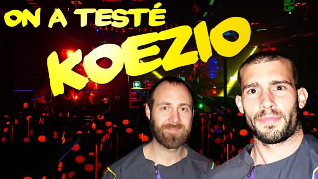 koezio cergy special agent center c'est bien d'être bien cbdb