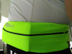 test ceinture flipbelt c'est bien d'être bien cbdb