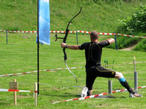 run archery apeldoorne c'est bien d'être bien cbdb