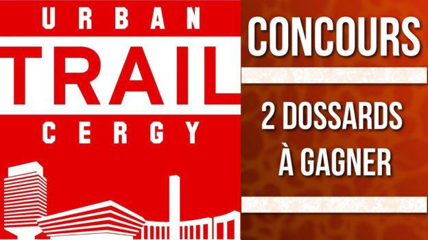 concours urban trail cergy c'est bien d'être bien cbdb