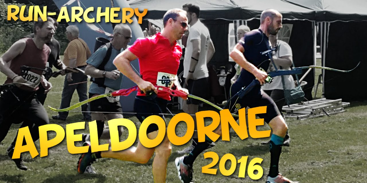 Run-Archery Apeldoorne 2016