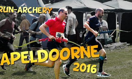 Run-Archery Apeldoorne 2016