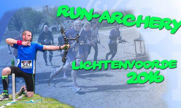 Run-Archery Lichtenvoorde 2016