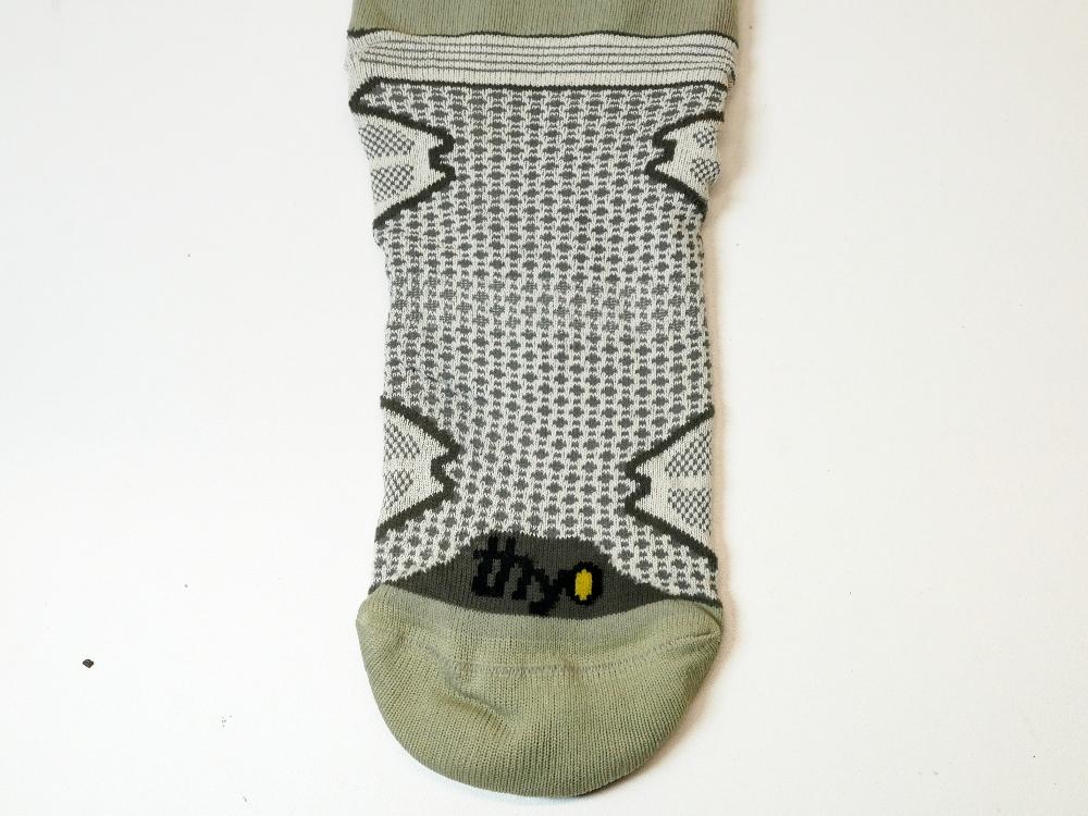 pas mal 577e2 91a20 Test chaussettes La Double de Thyo - C'est bien d'etre bien