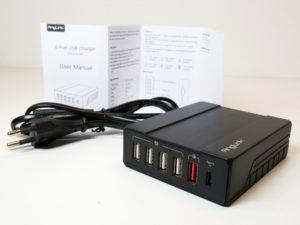test anglink chargeur usb multiple c'est bien d'être bien cbdb