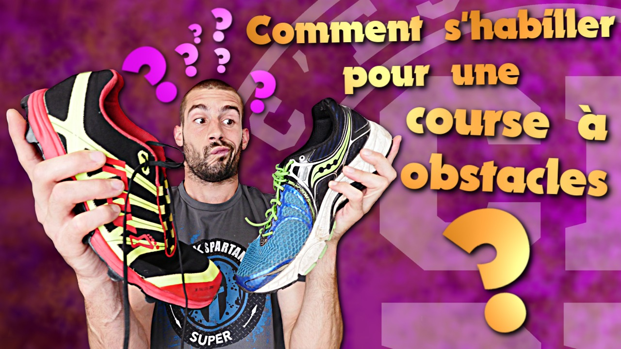 Comment s'équiper pour une course à obstacles ?