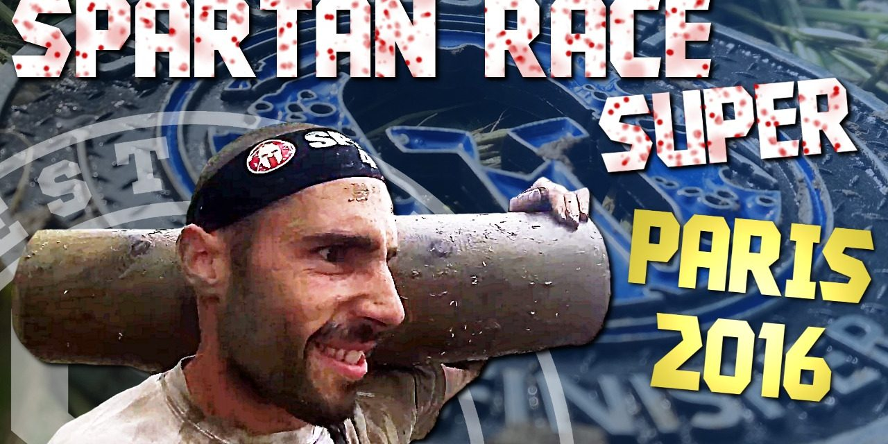 Spartan Race Paris 2016