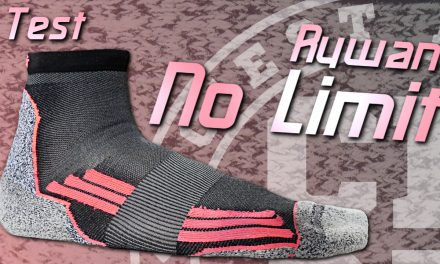 Test chaussettes No Limit de Rywan