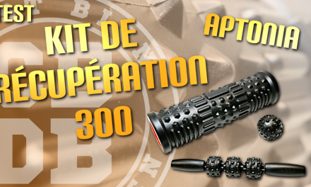 Test Kit de récupération 300 de Aptonia