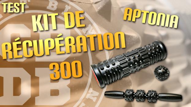 test kit récupération 300 aptonia decathlon c'est bien d'être bien cbdb