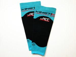 test kinetik jet manchons compression c'est bien d'être bien cbdb