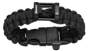 gonex bracelet survie 5 accessoires outdoor c'est bien d'être bien cbdb