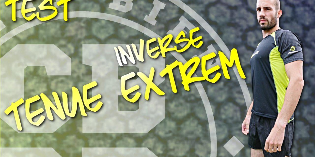Test tenue running EXTREM de Inverse