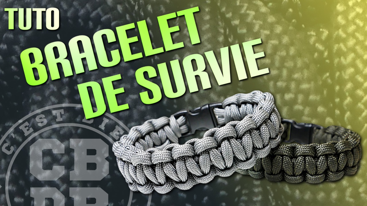 fabriquer un bracelet de survie c 39 est bien d 39 etre bien. Black Bedroom Furniture Sets. Home Design Ideas
