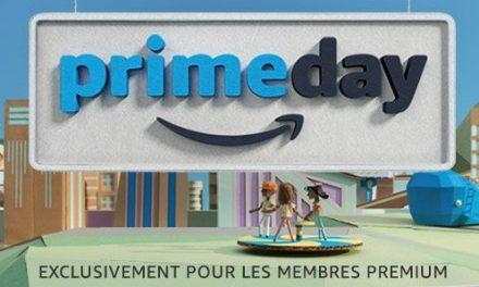 C'est le Prime Day sur Amazon