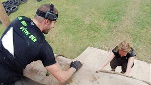 comment filmer course à obstacles c'est bien d'être bien cbdb