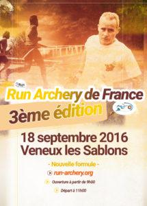 concours run archery france c'est bien d'être bien cbdb