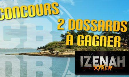 Gagnez votre pack 2 dossards pour la Izenah Xtrem
