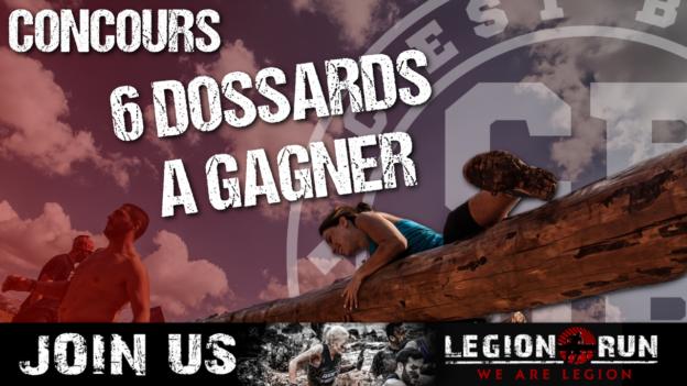 concours legion run paris 2016 c'est bien d'être bien cbdb