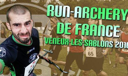 Run-Archery de France 2016