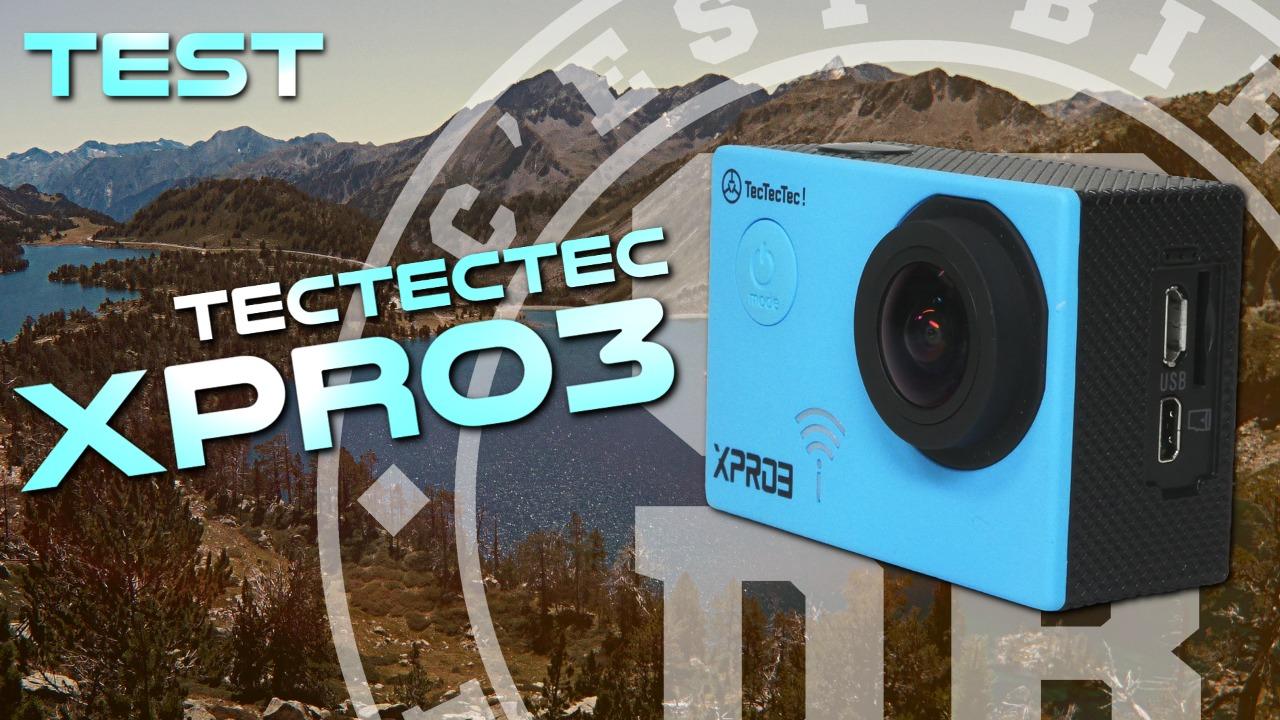 Test action-cam TecTecTec XPRO3