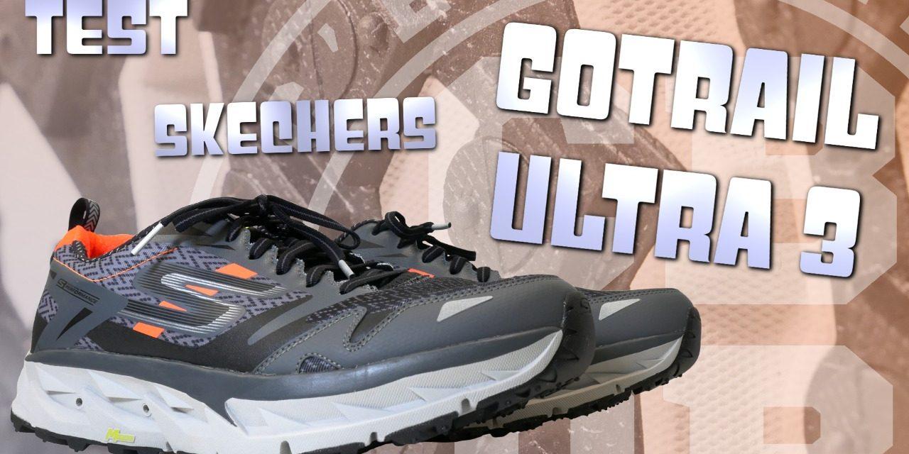 Test chaussures trail Skechers GoTrail Ultra 3