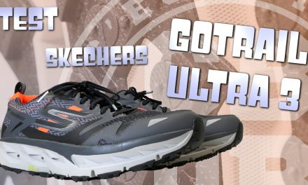 Test chaussures trail Skechers GoTrail Ultra 3