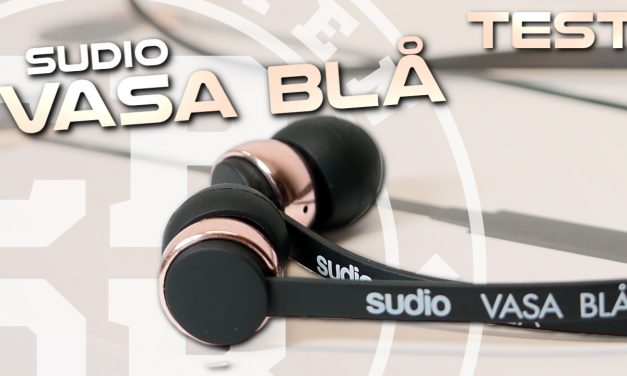 Test écouteurs Bluetooth Vasa Blå de Sudio