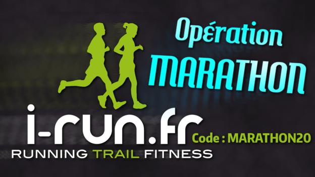operation marathon code promo i-run c'est bien d'être bien cbdb