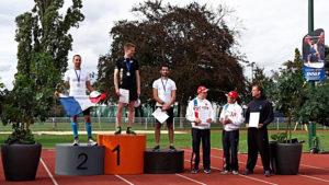 coupe europe run archery paris 2016 c'est bien d'être bien cbdb