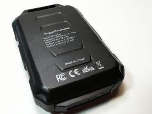 test batterie externe ravpower etanche antichoc c'est bien d'être bien cbdb